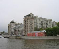 Wiceprezes wielkiej rosyjskiej spółki wypadł z okna