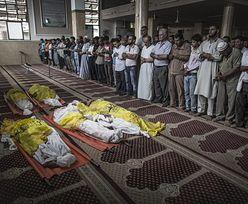 Konflikt w Strefie Gazy. Lider Hamasu gotów na rozejm humanitarny