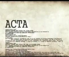 Czym jest ACTA? Przeczytaj dokument po polsku