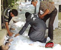 Niemcy sprzedały Syrii chemikalia używane do produkcji sarinu