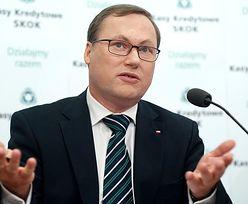 Afera SKOK. Umarzają sprawę wyprowadzenia 65 mln zł, ale ścigają za przeciek o aferze