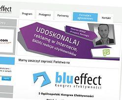 I Ogólnopolski Kongres Efektywności Blueffect. Analityka nie musi być nudna