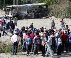 Zamieszki w Kirgistanie. Trudna sytuacja w kopalni złota