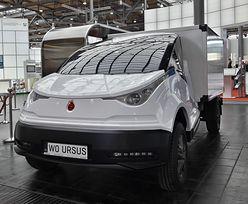 Nowy samochód elektryczny Ursusa nazywa się tak samo jak ładowarka. Spółka wyjaśnia