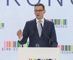Morawiecki nie komentuje afery KNF. Chwali jednak polskie banki i gospodarkę