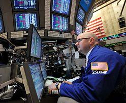 Załamanie na Wall Street. Włochy w centrum uwagi