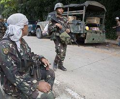 Starcia w Manili przed wizytą Obamy