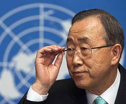 Raport ekspertów ONZ ws. broni chemicznej w Syrii jest gotowy