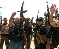 Iraccy Kurdowie zdobyli tamę. Mieli wsparcie lotnictwa USA