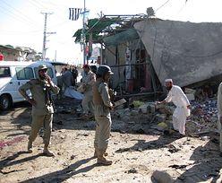Zamach w Pakistanie. 16 ofiar śmiertelnych