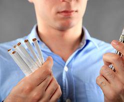 E-papierosy boją się podatku