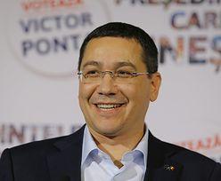 Wybory prezydenckie w Rumunii. Victor Ponta zwycięzcą pierwszej tury