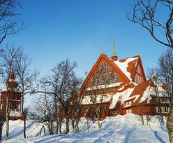 W Szwecji przenoszą miasto. Bo stoi na rudach żelaza
