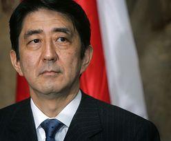 Spór o wyspy Senkaku. Shinzo Abe ostro apeluje