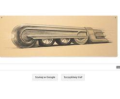 Raymond Loewy - 120. rocznica urodzin projektanta w Google Doodle