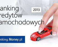 Ranking kredytów samochodowych 2013
