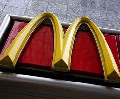 McDonald's bardzo chce uchodzić za sieć ze zdrowym jedzeniem