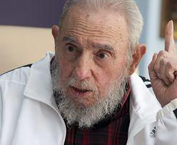 Kuba. Zmarł Fidel Castro