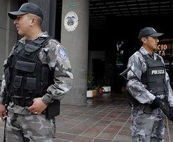 Policja przechwyciła 400 kg kokainy o wartości 15 mln dolarów