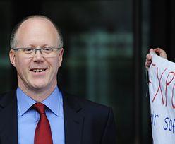 Zdymisjonowany szef BBC ma otrzymać pół mln funtów odprawy