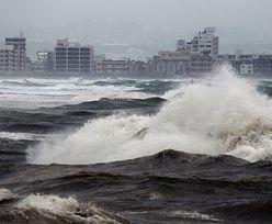 Tajfun Halong uderzył w Sikoku. 26 rannych