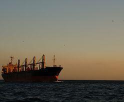 Pierwszy transport gazu LNG z USA w drodze do Europy