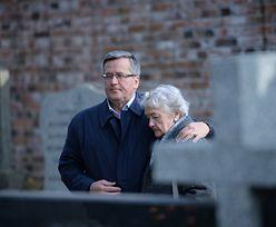 Prezydent Komorowski odwiedza rodzinne groby