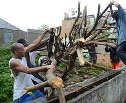 """""""Sandy"""" uderzył w Jamajkę. Są ofiary"""