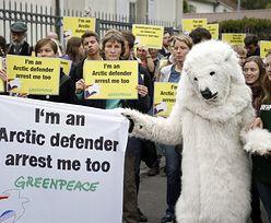 Aresztowani aktywiści Greenpeace'u w złym stanie psychicznym