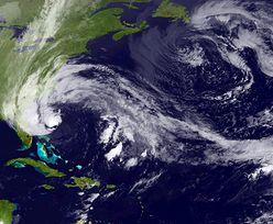 Pierwsza ofiara huraganu Sandy w USA