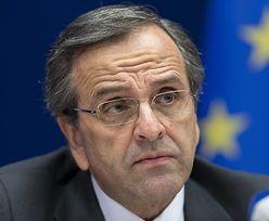 Kryzys w Grecji. Ostrzelali siedzibę partii rządzącej