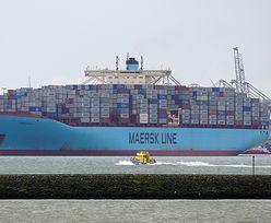 Maersk i IBM rozkręcają biznes oparty na kryptowalutach. Towary będą krążyć szybciej po świecie