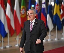 """Juncker ws. brexitu: """"Smutny dzień, Polacy muszą czuć się sfrustrowani"""""""