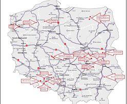 Ponad 527 mln zł na drogi w Polsce. MIB skierowało do realizacji 16 inwestycji
