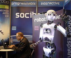 Raport: liczba robotów przekłada się na konkurencyjność gospodarki