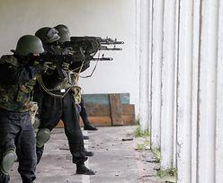 Ukraina rozprawia się z separatystami. Trwa wymiana ognia