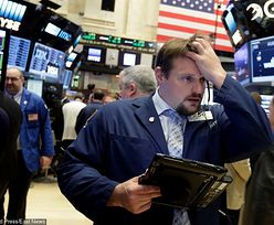 Nad rynkami finansowymi wiszą czarne chmury. Zbliża się kolejny wielki kryzys?