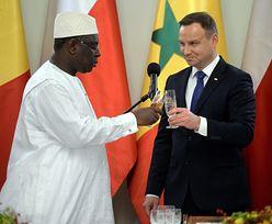 Duda: wizyta prezydenta Senegalu będzie impulsem do pogłębienia dwustronnej współpracy