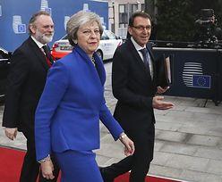 """Brexit. Theresa May: """"Wyznaczamy przyszłość Wielkiej Brytanii poza Unią"""""""
