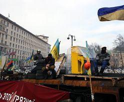 Protesty na Ukrainie. Automajdan się radykalizuje