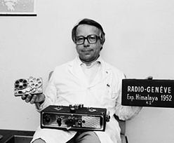 Stefan Kudelski, twórca słynnych magnetofonów, nie żyje