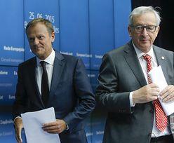 Uchodźcy z Afryki. Szczyt UE spowodował konflikt Tuska z Junckerem?