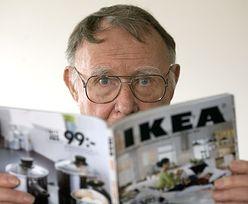 Twórca firmy IKEA Ingvar Kamprad kończy 90 lat
