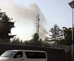 Atak talibów na pałac prezydencki w Kabulu. Zamachowcy zginęli