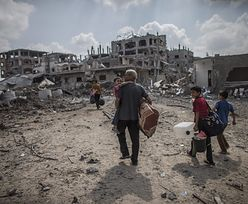 Wojna w Palestynie. Izrael obawia się ostrzału Hamasu i buduje schrony