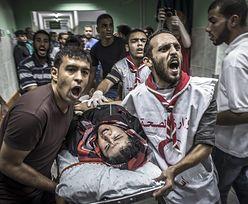 Atak na Strefę Gazy. Izrael bombarduje miasta