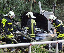 Niemcy: Huragan Christian zabił już sześć osób