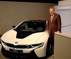 BMW rusza z produkcją sportowej hybrydy i8. Podbije rynek?