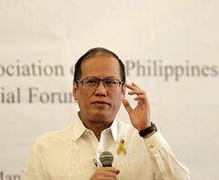Prezydent Filipin szacuje liczbę ofiar tajfunu Haiyan