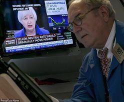 Sesja na Wall Street. Inwestorzy czekają na wystąpienie Janet Yellen